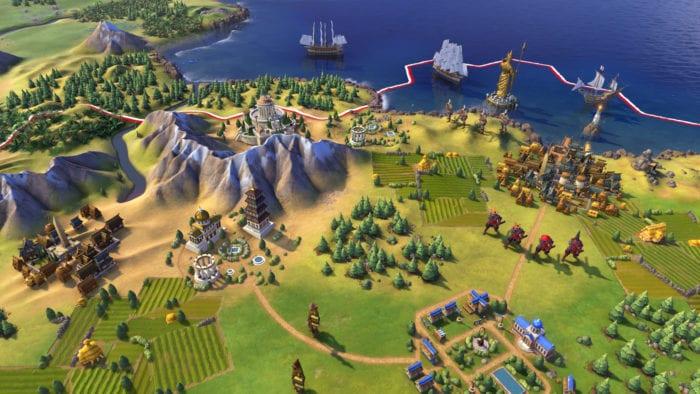Civilization VI, e3
