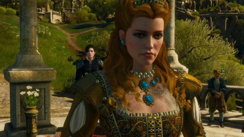 the witcher 3 blood and wine bad ending