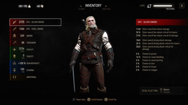 the witcher 3 blood and wine manticore