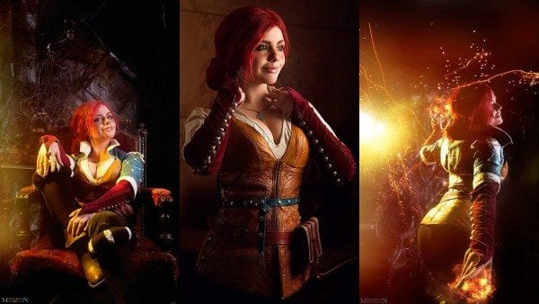 witcher 3 triss cosplay