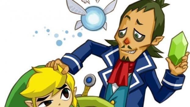 Linebeck - The Legend of Zelda: Phantom Hourglass