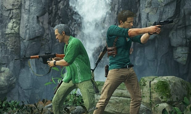 uncharted 4,multiplayer,top 5,naughty dog,the last of us,nathan drake