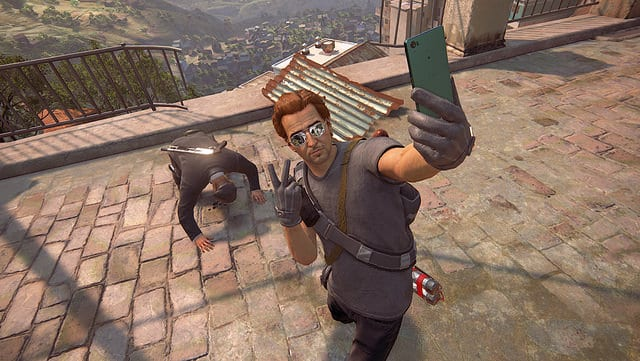 uncharted 4 mp taunts