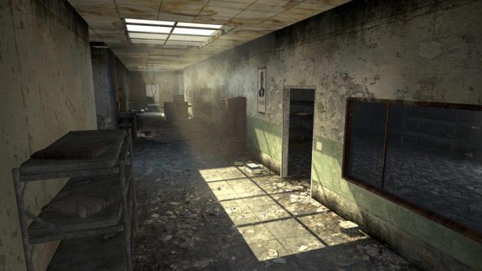 vacant call of duty modern warfare maps
