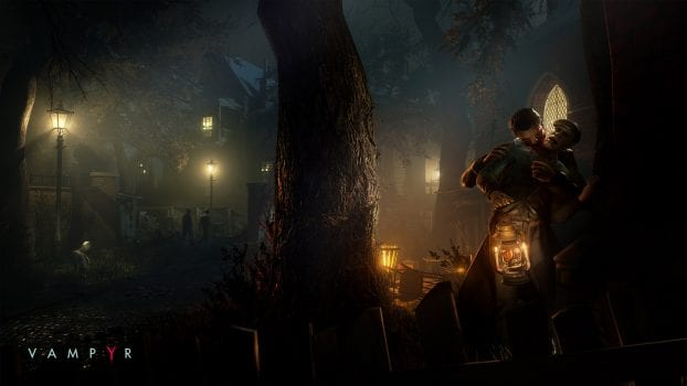 Vampyr - TBA (PS4, Xbox One, PC)