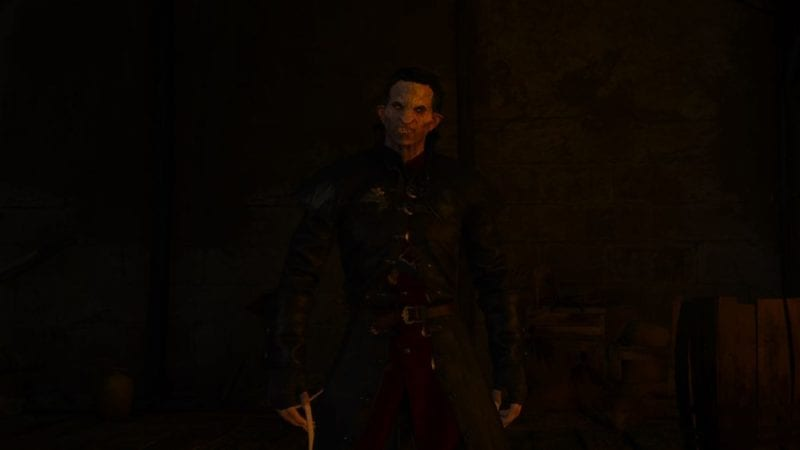 witcher 3 blood and wine dettlaff beast of beauclair