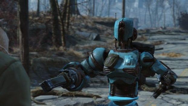 6) Automatron - Fallout 4
