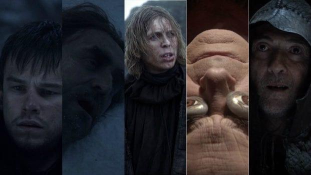 Waymar Royce, Gared, Will, Jon Arryn, Catspaw Assassin