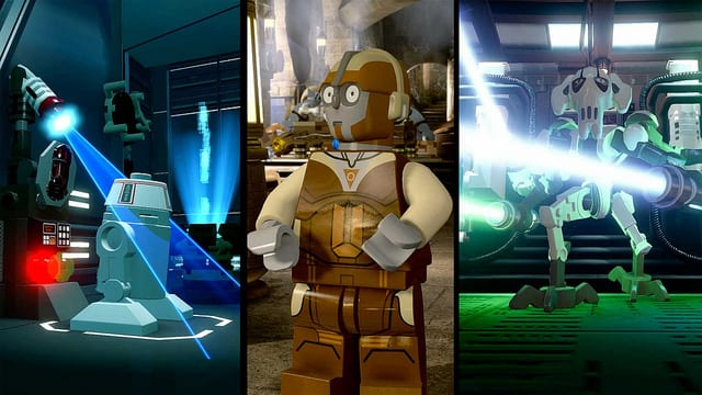 LEGO Star Wars: The Force Awakens, Droids Character Pack