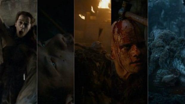 Lysa Arryn, Pypar, Thenn Warg, Styr, Lord of Bones