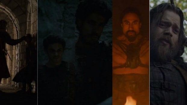 Boaster, Iggo, Akho, Khal Moro, Lem