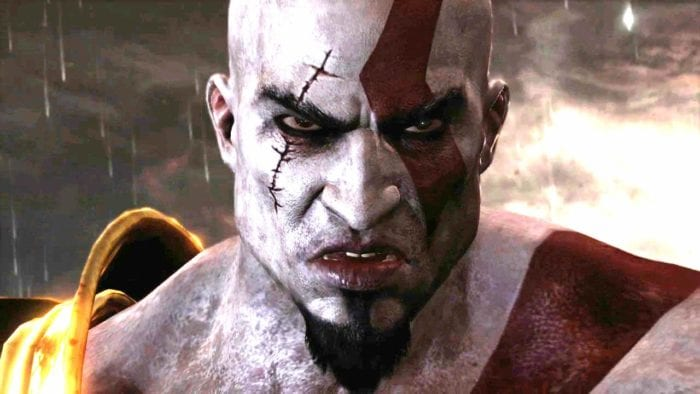 kratos, characters