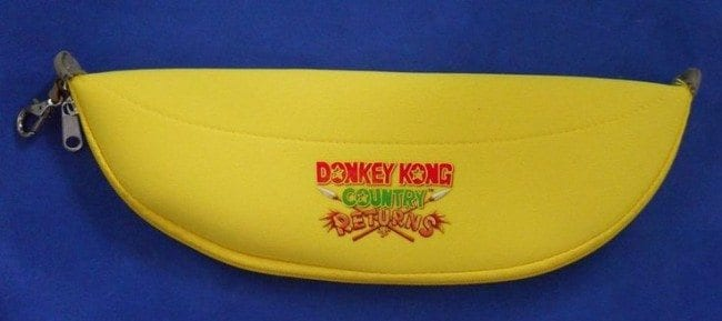 Donkey Kong Country Returns - Banana Wii Remote Case