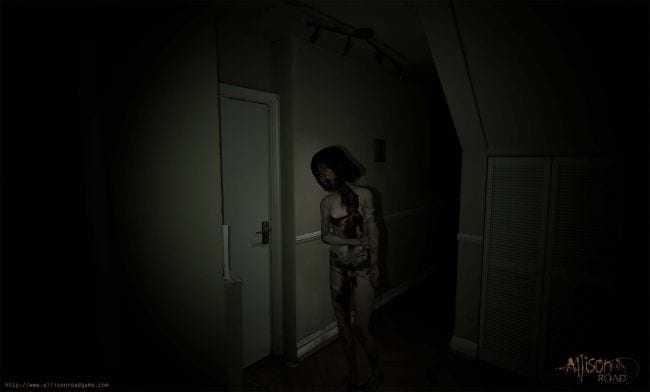 allison road,kickstarter,team 17,cancelled,horror,PT,konami