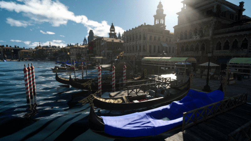 Altissia, final fantasy xv