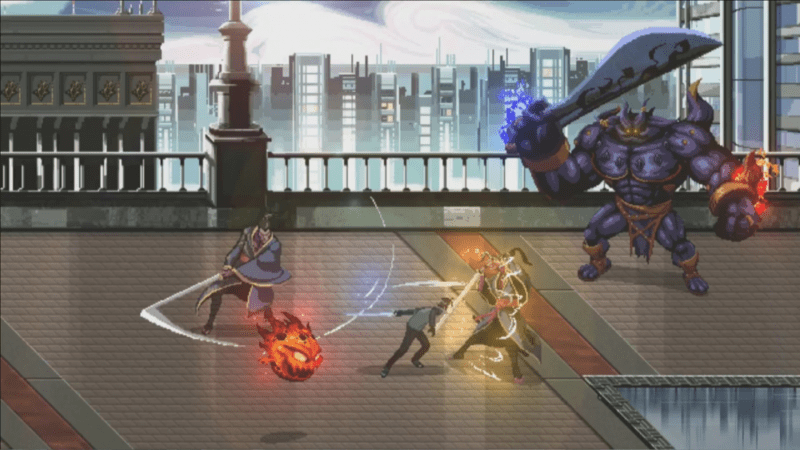 Final Fantasy XV: A King's Tale
