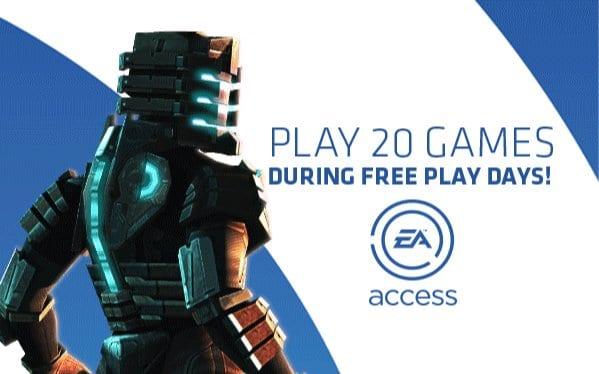 EA Access,