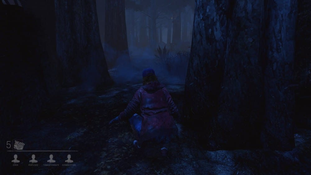 Dead by Daylight Map Edge