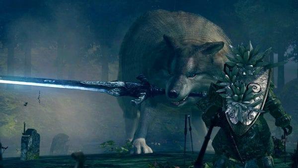 Fallout 4, sword of sif, mods, dark souls