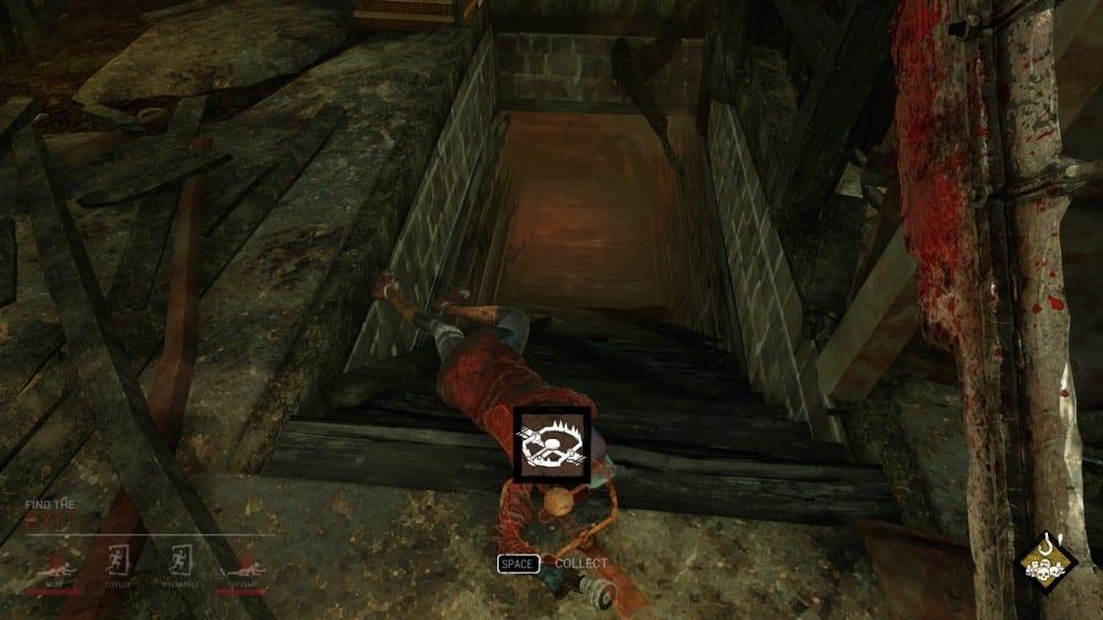 Dead by Daylight Trapper Gotcha