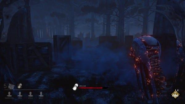 Dead by Daylight, Wraith Abilities