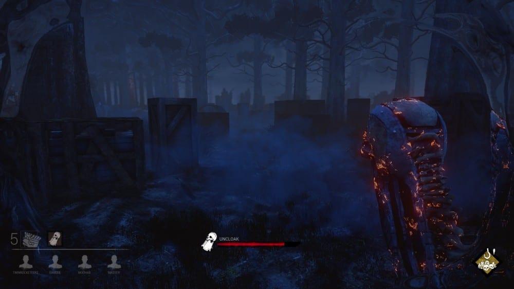 Dead by Daylight Wraith Abilities