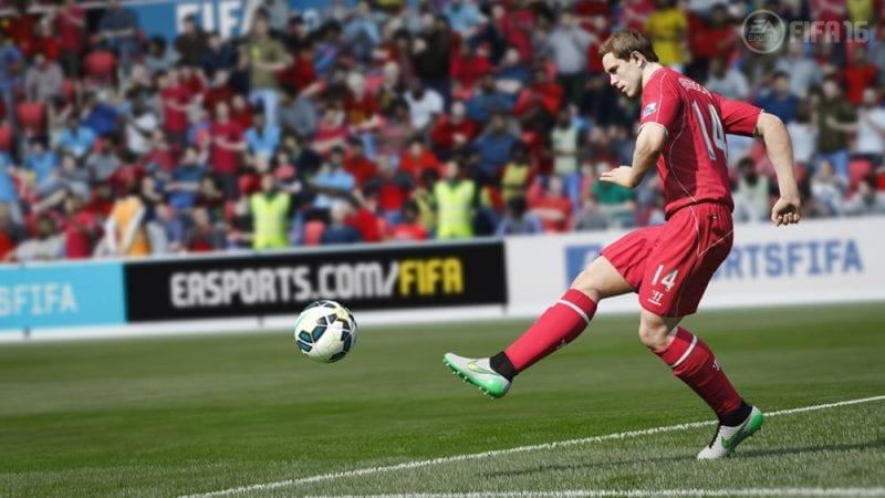 FIFA-16 shooting