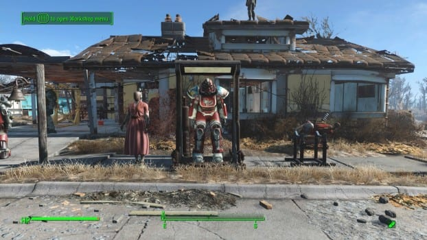 13) Contraptions Workshop - Fallout 4