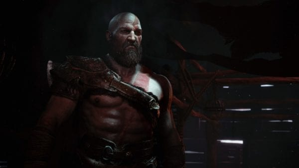 God of War new kratos