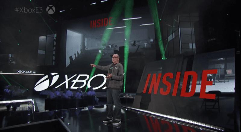 Inside at E3