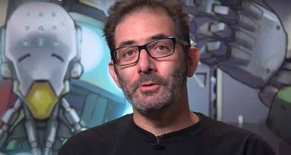 Overwatch Game Director Jeff Kaplan