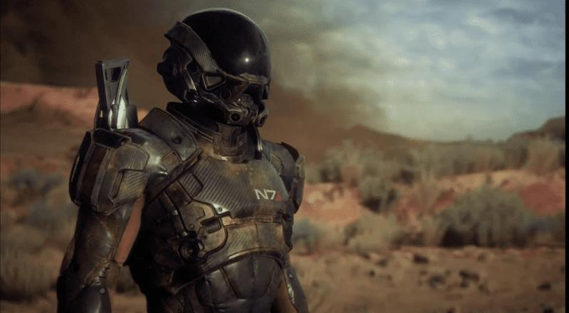 Mass Effect: Andromeda Hero