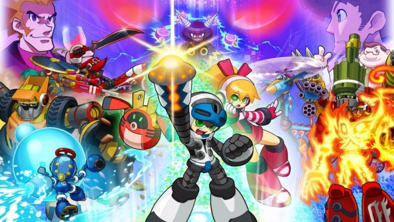 mighty no. 9, flop
