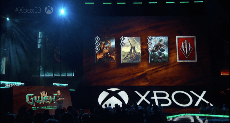 The Witcher's Gwent Coming as Standalone Game