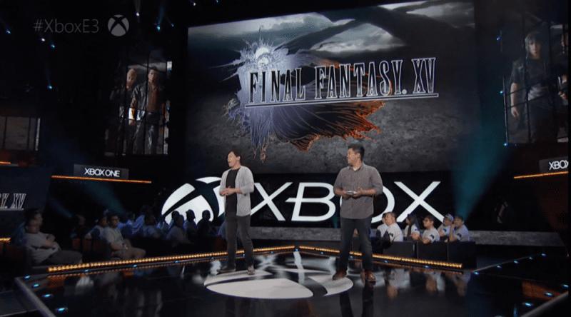 Final Fantasy XV, FFXV, Hajime Tabata