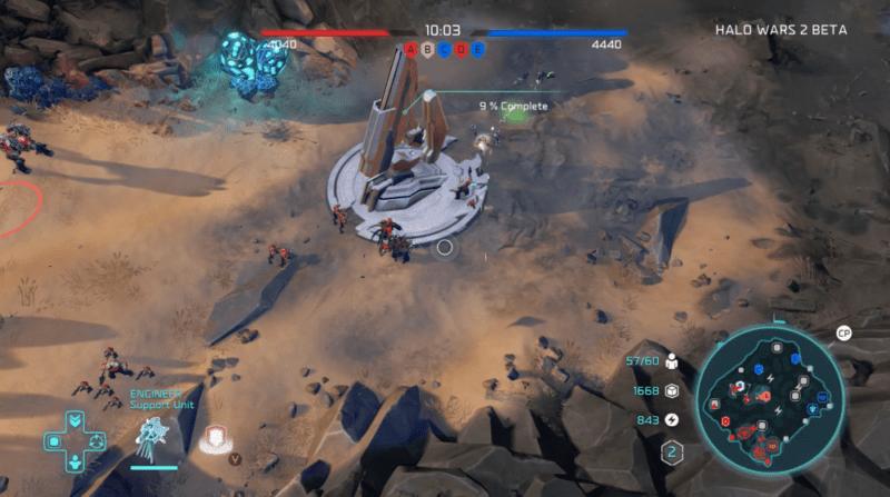 Halo Wars 2 Domination Points