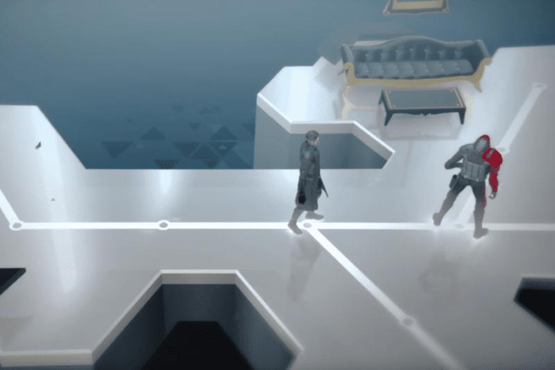 Deus Ex Go, Square Enix, Smartphone, tablet