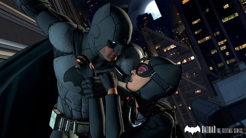Telltale Games, Batman, Catwoman