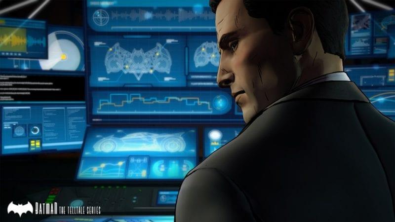 Telltale Games, Batman, Bruce Wayne, games