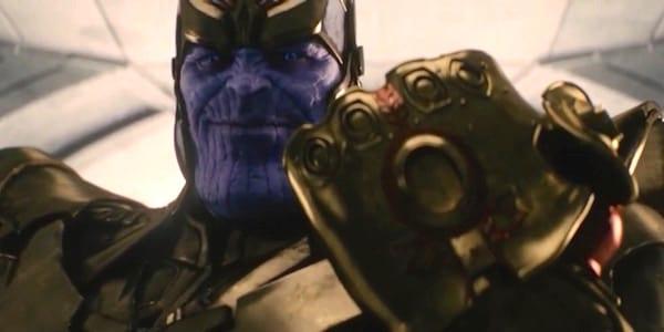 19) Avengers: Age of Ultron - Infinity Gauntlet