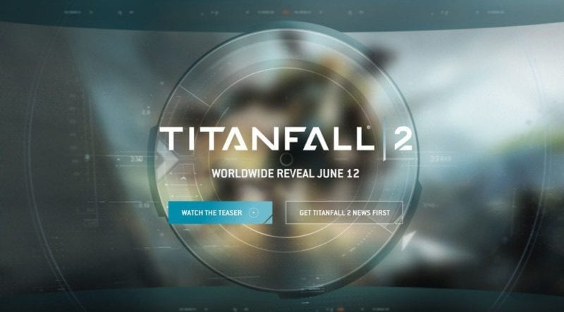 Titanfall Reveal