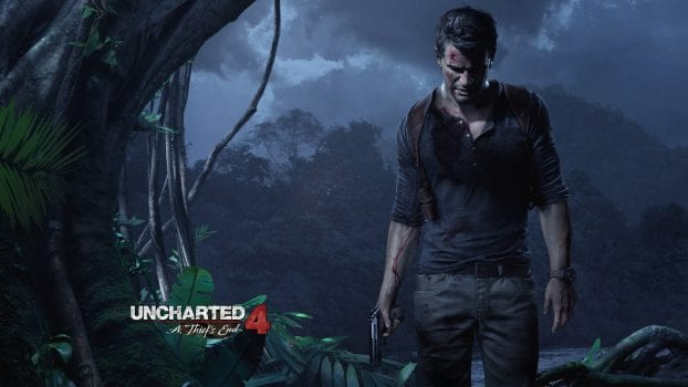 1. Uncharted 4: A Thief's End