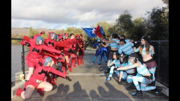 Team Aqua and Team Magma