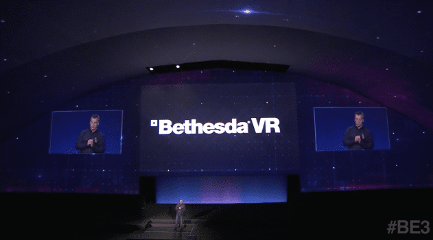 Bethesda Titles Headed to VR
