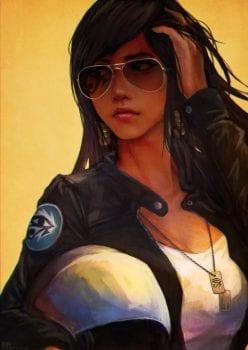 Overwatch Casual Pharah
