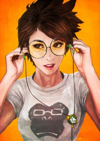 Overwatch Casual Tracer
