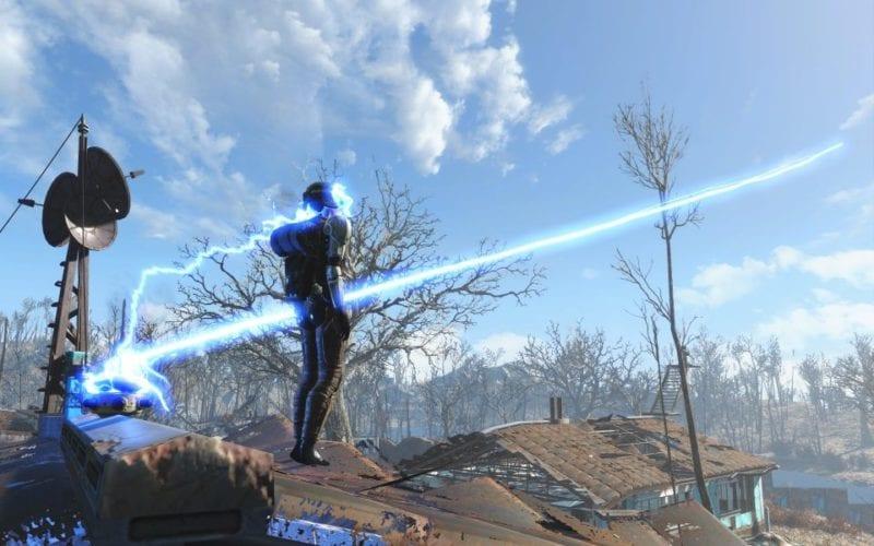 Fallout 4, D13 institute mod