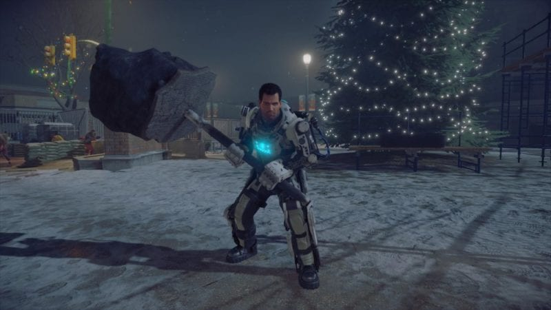 Dead Rising 4 Co-Op Revealed as Separate Mode