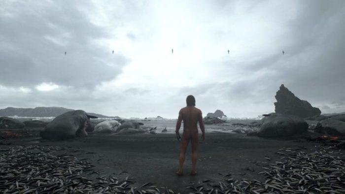 death stranding butt