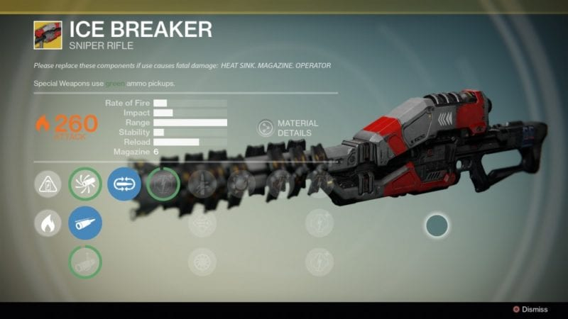 destiny icebreaker